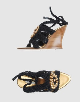 LE SILLA Women - Footwear - Wedge LE SILLA on YOOX