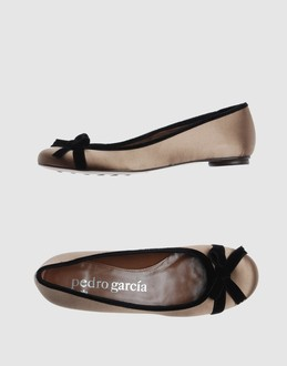 PEDRO GARCIA Women - Footwear - Ballet flats PEDRO GARCIA on YOOX from yoox.com