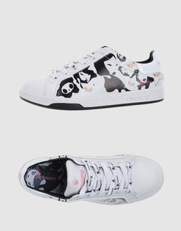 FORNARINA Women - Footwear - Sneakers FORNARINA on YOOX :  fornarina tokidoki shoes sneakers