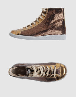 MIU MIU Women - Footwear - Sneakers MIU MIU on YOOX :  luxury miu fashion footwear