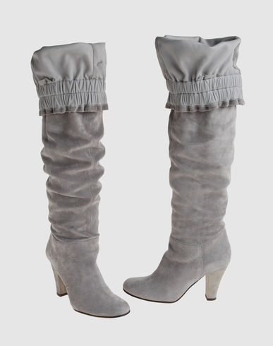 DOLCE & GABBANA Women - Footwear - Boots DOLCE & GABBANA on YOOX :  boot leather gabbana dolce