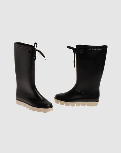MARC BY MARC JACOBS Women - Footwear - Boots MARC BY MARC JACOBS on YOOX :  welly boots marc jacobs winter rain boots
