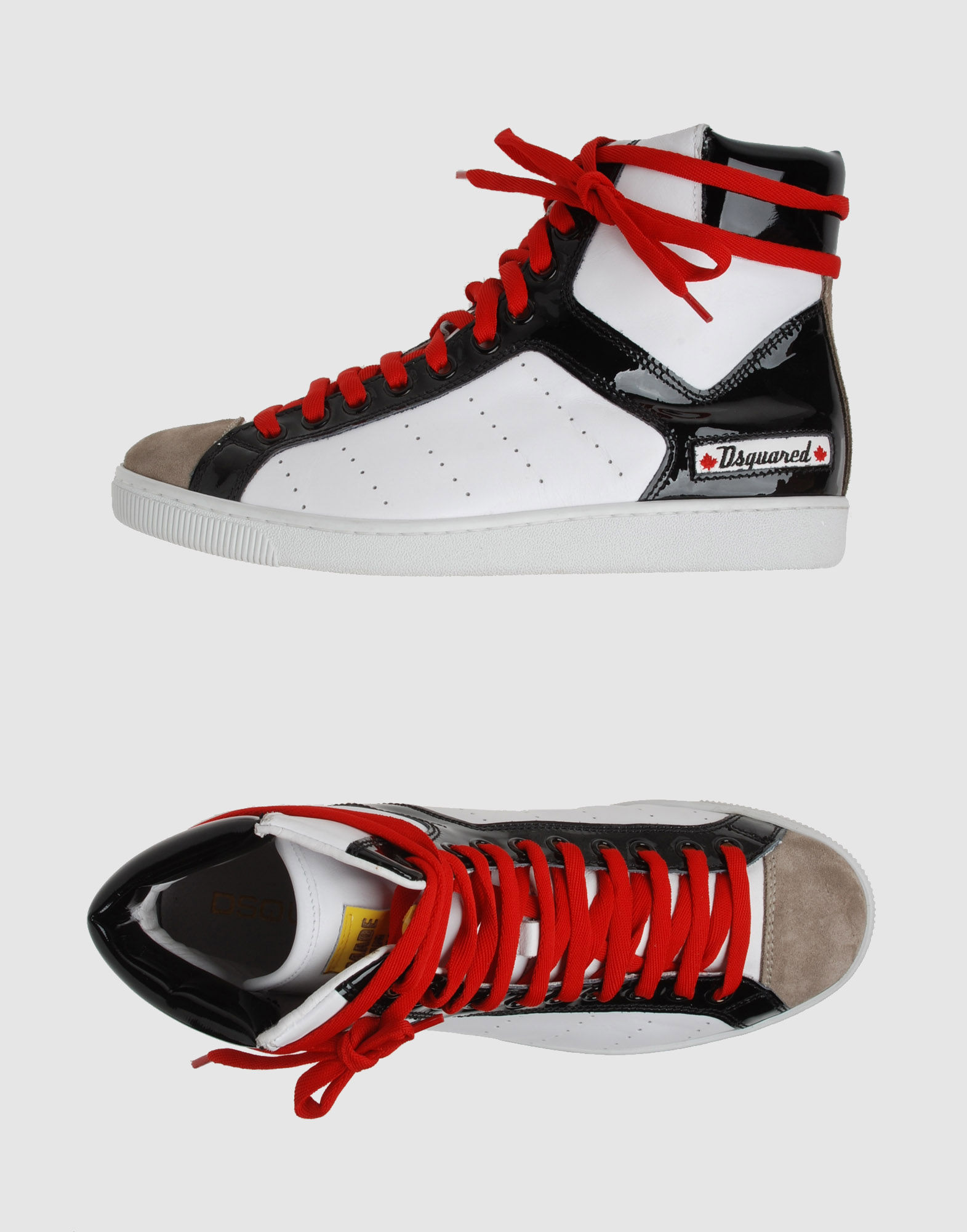 DSQUARED2 Men - Footwear - Sneakers DSQUARED2 on YOOX from yoox.com