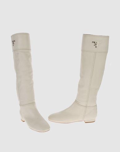 PRADA Women - Footwear - Boots PRADA on YOOX
