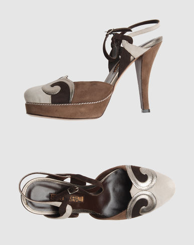 Claudio Merazzi Women's Sandal from yoox.com