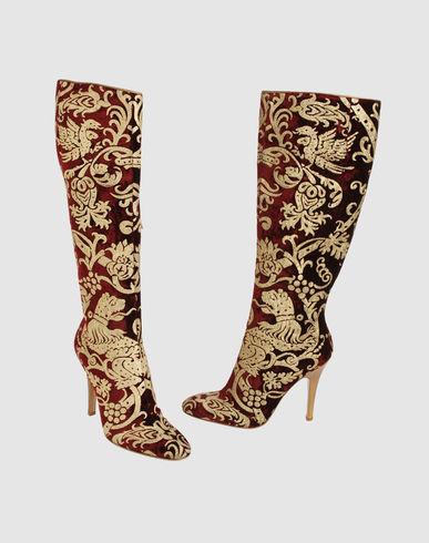 ROBERTO CAVALLI Women - Footwear - Boots ROBERTO CAVALLI on YOOX :  cavalli velvet roberto cavalli boots