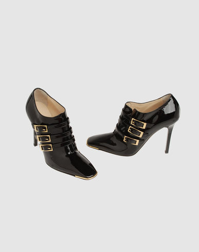 JIMMY CHOO LONDON Women - Footwear - Ankle boots JIMMY CHOO LONDON on YOOX :  ankle boot bootie jimmy choo belt