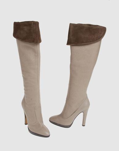 ROBERTO CAVALLI Women - Footwear - Boots ROBERTO CAVALLI on YOOX :  suede heels boots brown