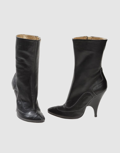 JUST CAVALLI Women - Footwear - Ankle boots JUST CAVALLI on YOOX :  just cavalli boots