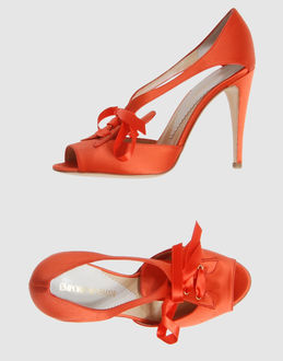 EMPORIO ARMANI - Women - FOOTWEAR - High-heeled sandals - Select2Gether.com