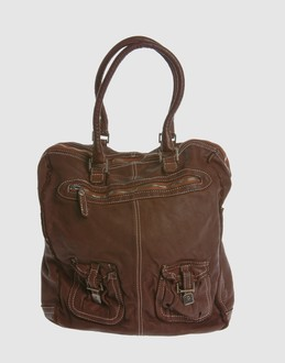 Sissi rossi - Handbags - Large leather bag Sissi rossi on YOOX