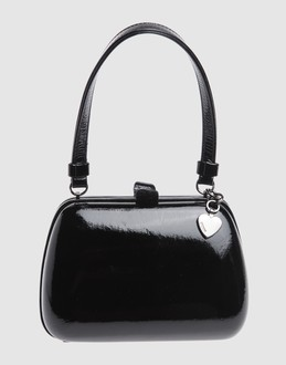 Cheap & chic moschino Women - Bags - Small leather bag Cheap & chic moschino on YOOX :  handbag leather classic patent