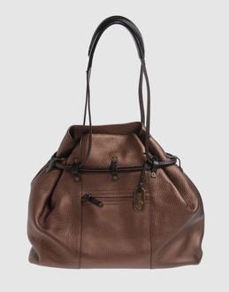 Hogan Women - Bags - Large leather bag Hogan on YOOX