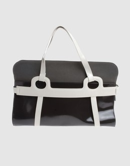 MARNI Women - Handbags - Large leather bag MARNI on YOOX from yoox.com