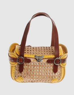 JAMIN PUECH Women - Handbags - Medium fabric bag JAMIN PUECH on YOOX