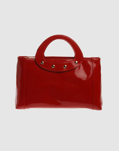 ALVIN Women - Handbags - Medium leather bag ALVIN on YOOX :  leather medium women bags