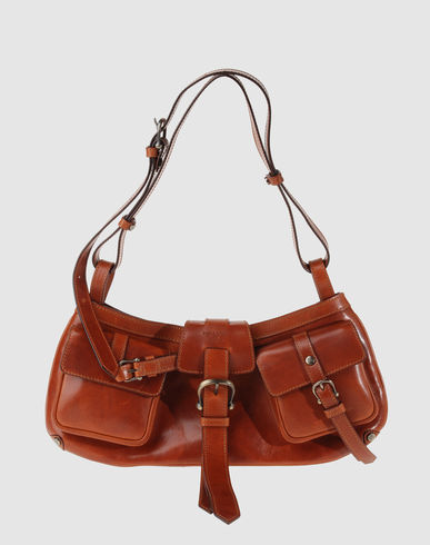 BURBERRY Women - Handbags - Medium leather bag BURBERRY on YOOX from yoox.com