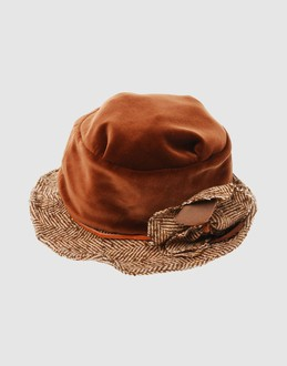 Grevi Hat - YOOX :  mixed media florence designer hat
