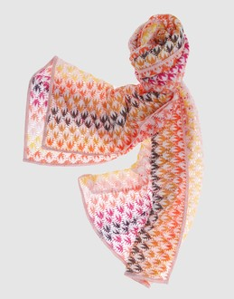 MISSONI Women - Accessories - Scarf MISSONI on YOOX
