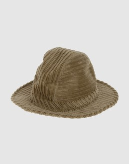 BIBA Women - Accessories - Hat BIBA on YOOX :  corduroy biba hat