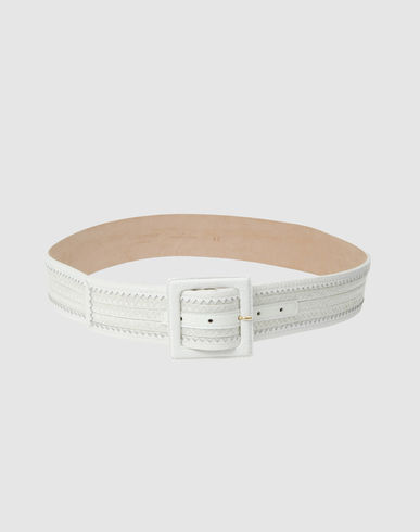 VIKTOR & ROLF Women - Accessories - Belt VIKTOR & ROLF on YOOX :  white belt belt viktor and rolf