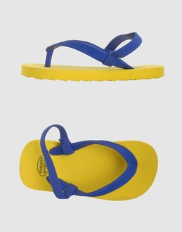 COLORS OF CALIFORNIA BEACHWEAR - BADEMODE - Strandsandalen  - BEI YOOX.COM