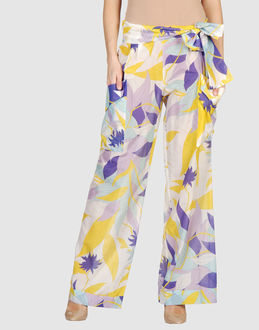 Emilio Pucci - Swimwear - Beach Pants - On Yoox.com