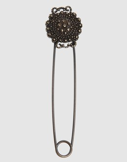 ALEXANDER MCQUEEN - Brooches - at YOOX.COM