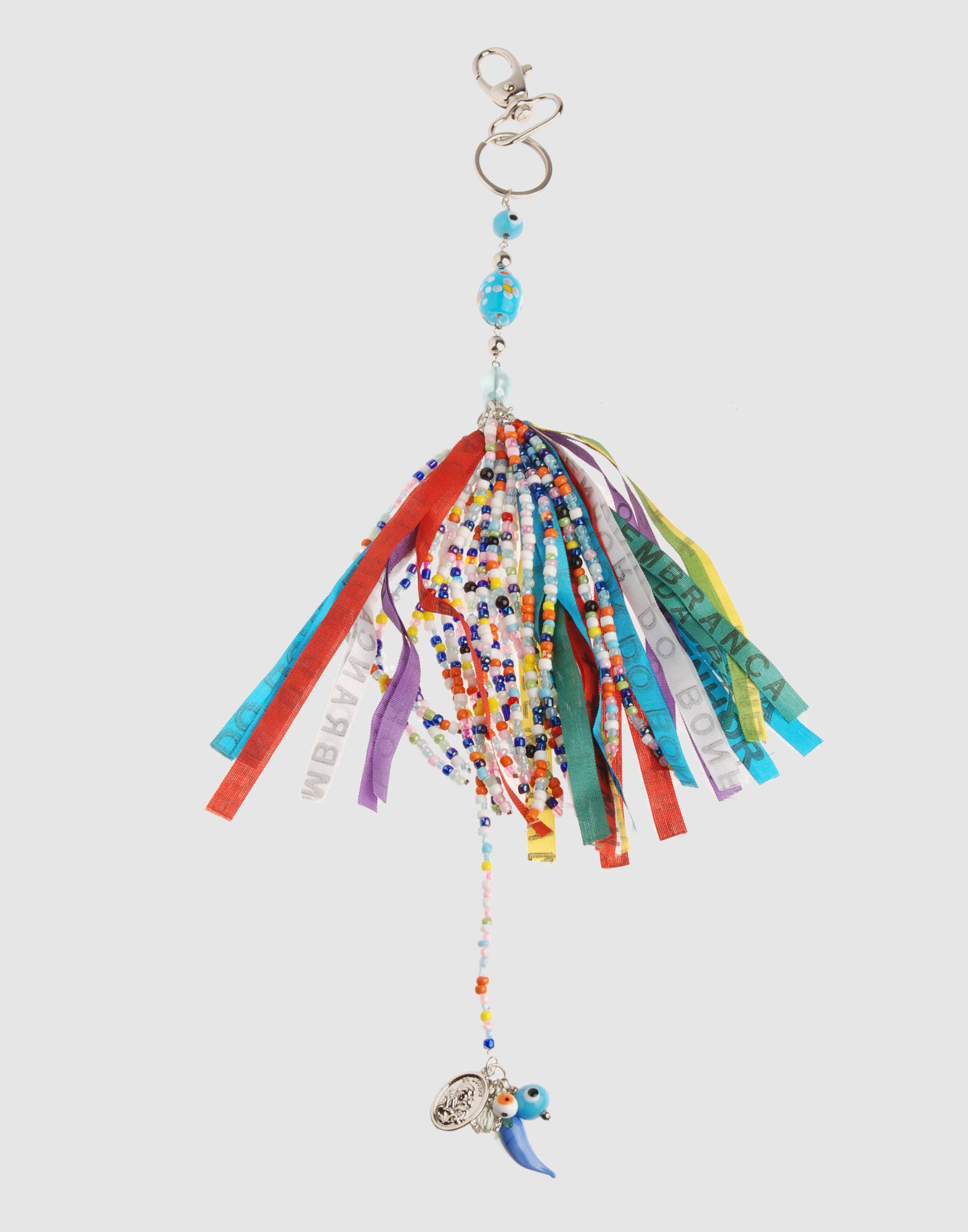 BRASIL NATIONAL Women - Gifts & occasions - Key ring BRASIL NATIONAL on YOOX :  brasil national accessories key ring