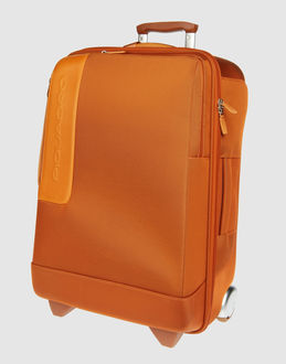 PIQUADRO LUGGAGE Wheeled luggage on YOOXCOM