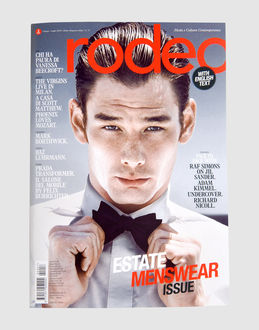 Rodeo - Magazine - Fashion - On Yoox.com